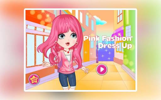玩休閒App|粉色時尚裝扮免費|APP試玩