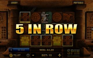 Screenshot of Slots Adventure
