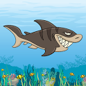 Hungry Free Shark Game icon
