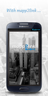 mapp2link - RADAR for LinkedIn