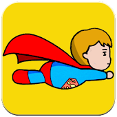 Flappy Superman
