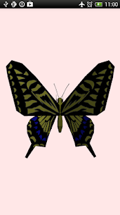 虫図鑑蝶々