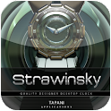 Strawinsky Alarm Clock Widget icon