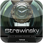 STRAWINSKY widget despertador icon