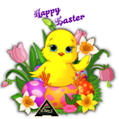 ArDiGraf Happy Easter Go Theme