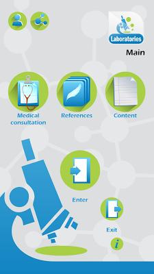 Laboratories - screenshot