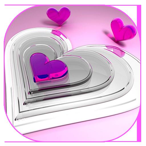 ハートライブ壁紙 個人化 App LOGO-APP試玩