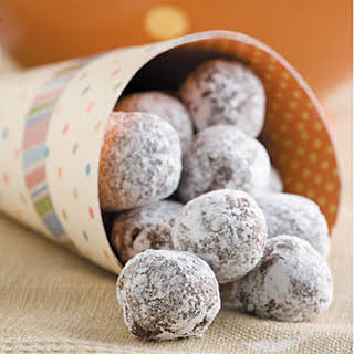 Polish Cookie Balls.