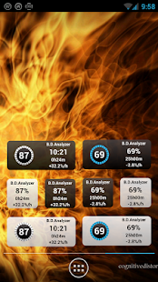 Battery saver with widget - screenshot thumbnail