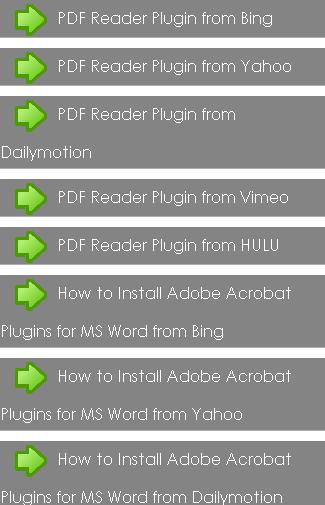 PDF Reader Plugin