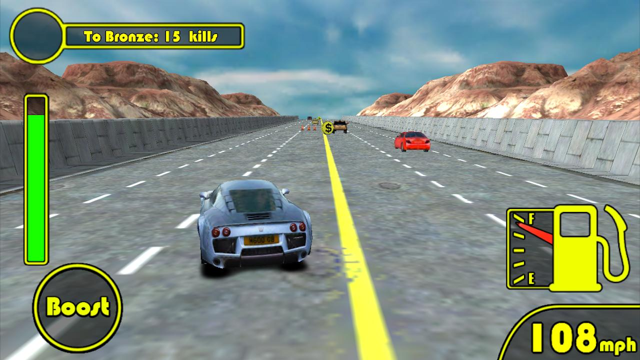 Drive or Die 3 - screenshot