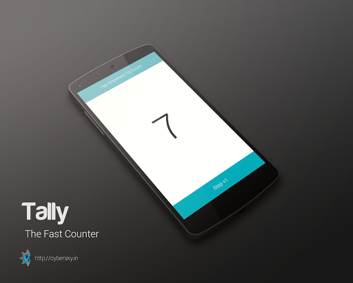Tally - The Fast Counter