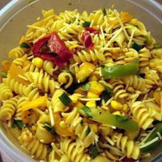 Spicy Summer Pasta Salad Recipe