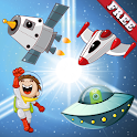 Space Puzzles for Toddlers