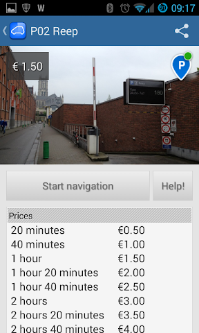 Screenshots for Carambla  Find parking