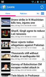 Pakistan News - screenshot thumbnail