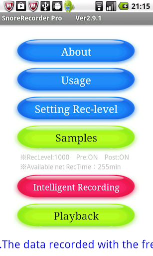 Snore Recorder Pro