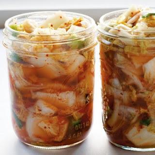 Quick Kimchi.