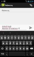 Screenshot of Caesar Cipher