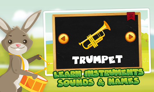 【免費教育App】Animal Orchestra for Kids-APP點子