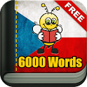 Learn Czech - 6,000 Words icon