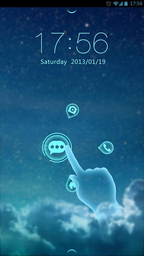 (FREE) STARRY GO BIG THEME- screenshot