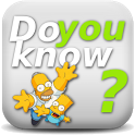 Do you know? - Simpsons Quiz icon