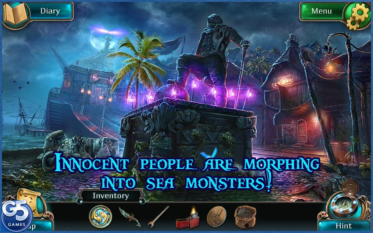 Nightmares from the Deep® 2 screenshot #2