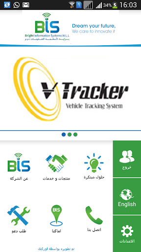 Bright information system- BIS