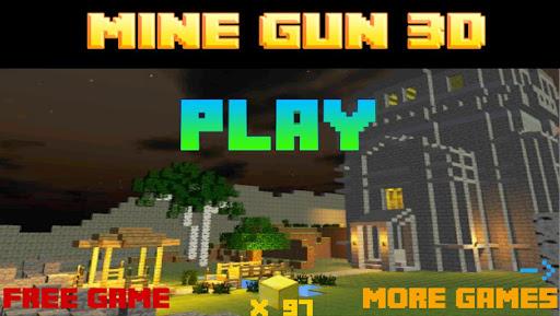 矿枪3d Mine Gun 3d - FPS