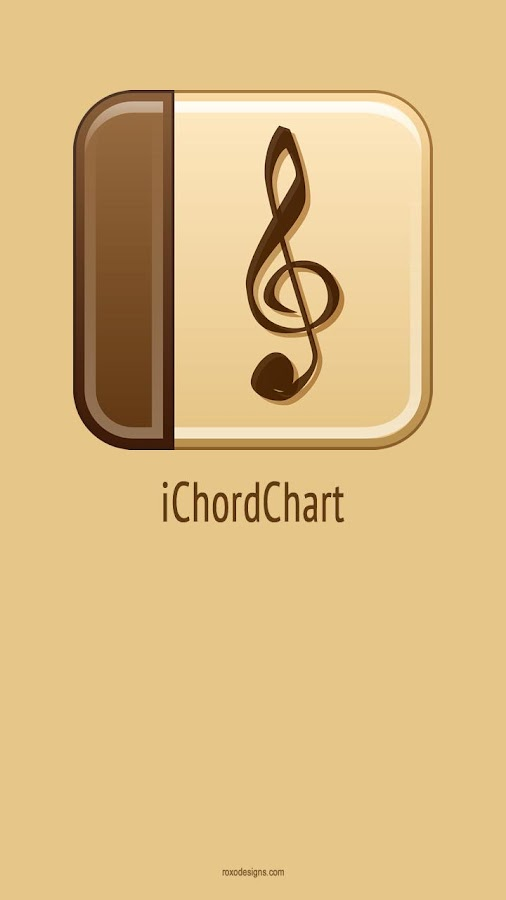 iChordChart- screenshot