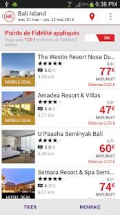 HotelClub: jusqu'à moins 70%– Vignette de la capture d'écran