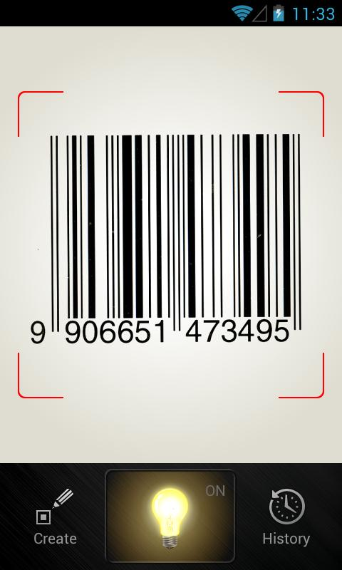 Qr Amp Barcode Reader Secure Android Apps On Google Play