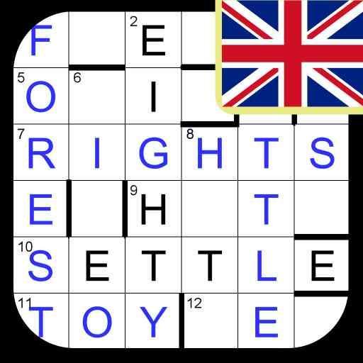 Compact Crossword LOGO-APP點子