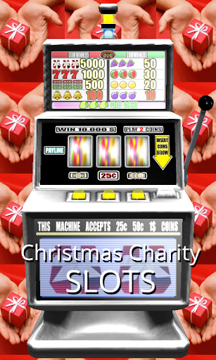 3D Christmas Charity Slots