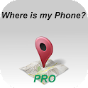 Where is my Phone? PRO icon