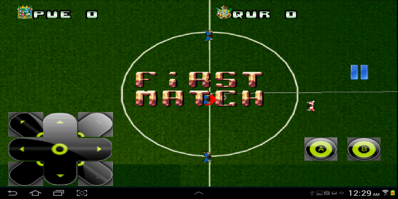 Mexican Soccer- screenshot