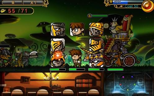Defender of Diosa- screenshot thumbnail