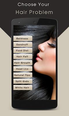 Healthy Hair - screenshot