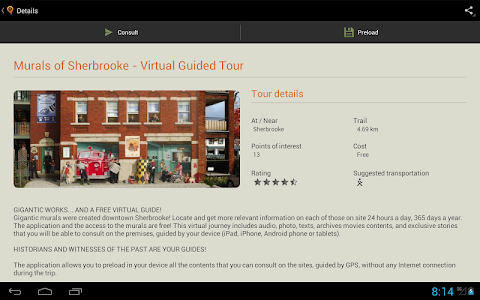 Balado Discovery Tours Guides screenshot 8
