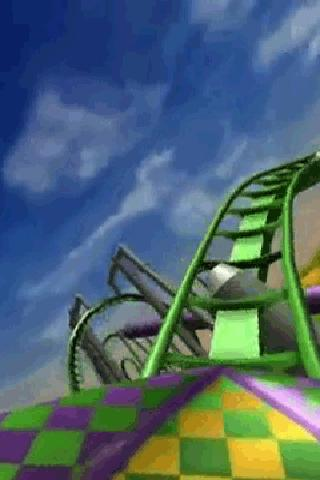 Virtual Roller Coaster Hulk - screenshot