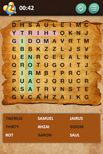 Bible Crossword - screenshot thumbnail