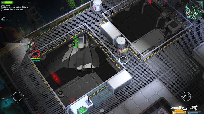 Space Marshals - screenshot
