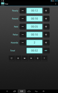 HIIT Interval Training Timer v2.3.3