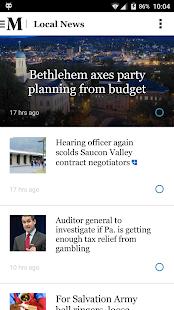 Allentown - Morning Call - screenshot thumbnail