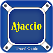 Ajaccio Offline Map Guide