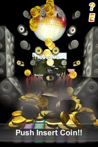 FUNKY NIGHT COIN FEVER コイン落とし - screenshot