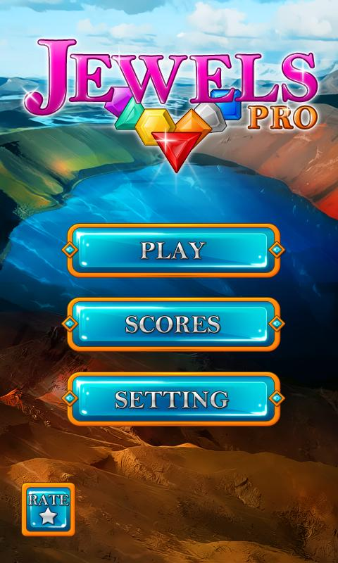Jewels Pro - screenshot