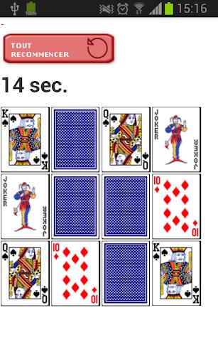 Memory - Card game
