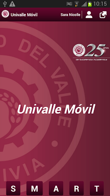 Univalle Movil - screenshot
